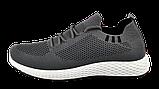 Мужские серые кроссовки в стиле Adidas, фото 7