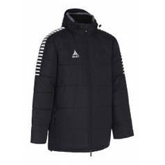 Куртка зимняя SELECT ARGENTINA COACH JACKET,(010) черный p.M
