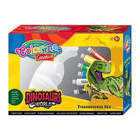 Набор для рисования Colorino Тиранозавр Рекс (91398PTR)
