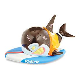 Фингерборд с фигуркой SHREDDIN' SHARKS - KILLA WHAVES