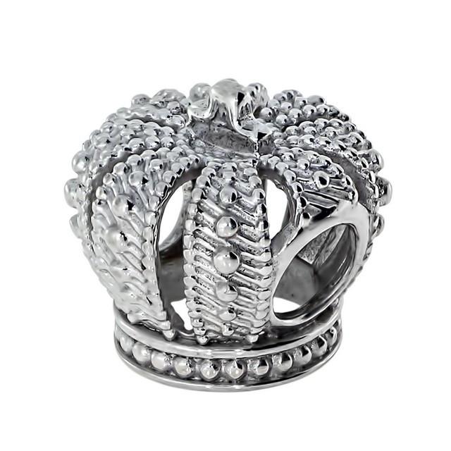 Шарм Crown 029 Rhodium