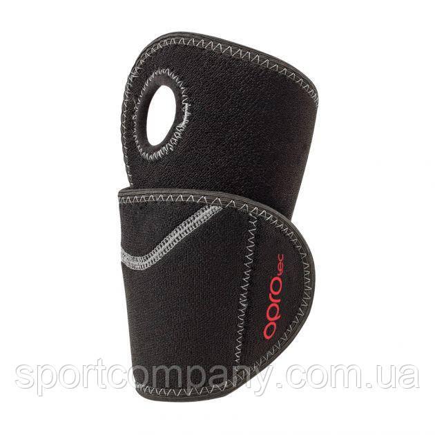 Напульсник на запястье OPROtec Adjustable Wrist Support OSFM TEC5749-OSFM Черный