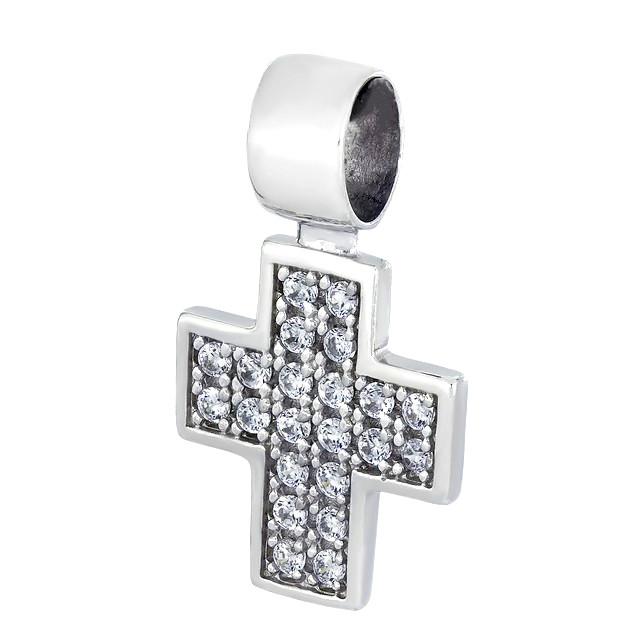 Крест 035 Rhodium