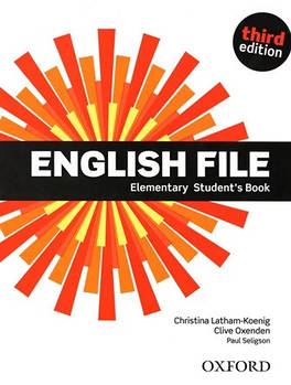 English File third edition Elementary Student's Book