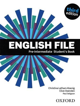 English File third edition Pre-Intermediate Student's Book
