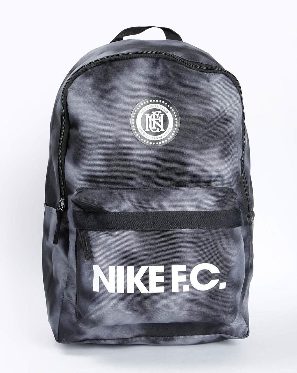 Рюкзак спортивный Nike F.C.. Оригинал.  ар. BA6109 010