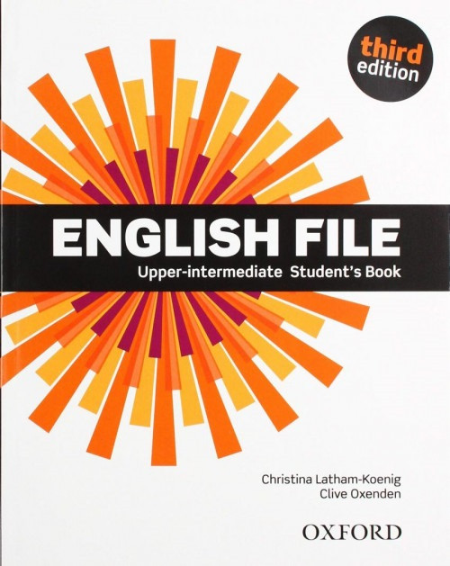 English File third edition Upper-Intermediate Student's Book