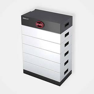 Аккумуляторная батарея BYD B-BOX H7.7, фото 2