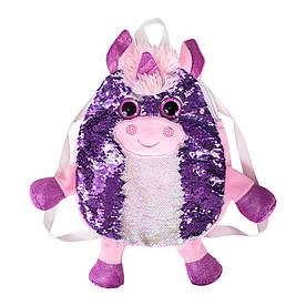 Сумка-рюкзак Fancy Единорог (REI01)