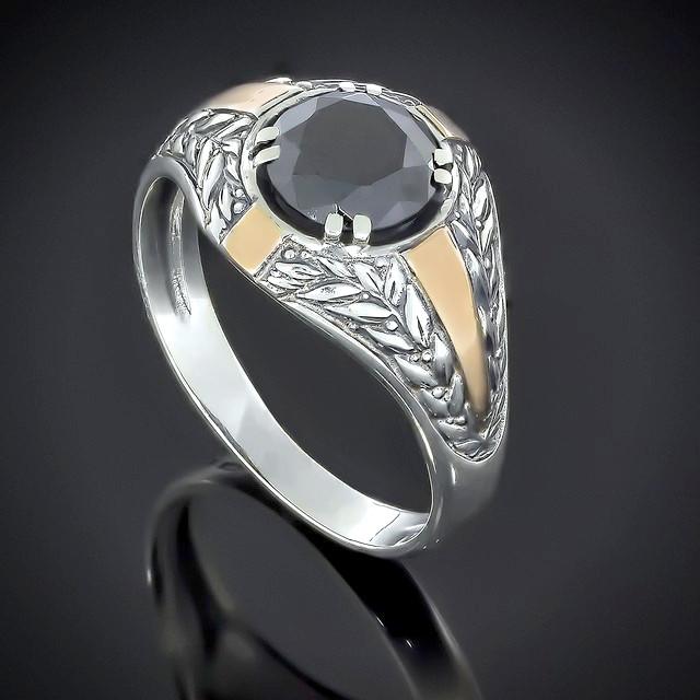 Перстень Мужской 586