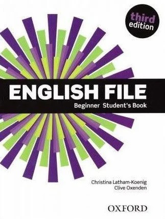 English File third edition Beginner Student's Book