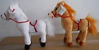 Мягкая игрушка озвученная Лошадка (25см)