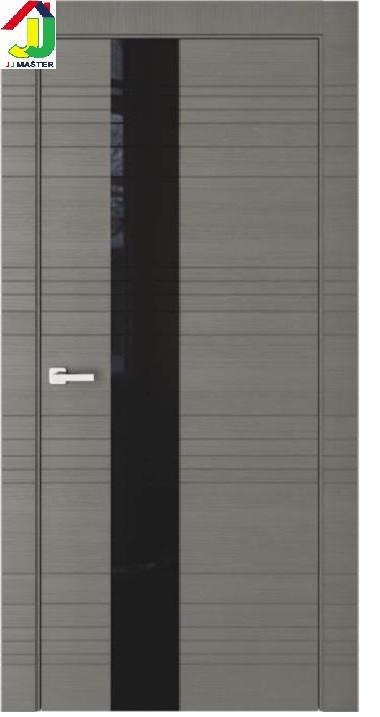 Двери межкомнатные Ways 1 графит, дверь для квартиры, для дома, дверь в офис.