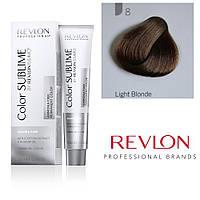 Профессиональная краска для волос REVLONISSIMO COLOR SUBLIME, 8
