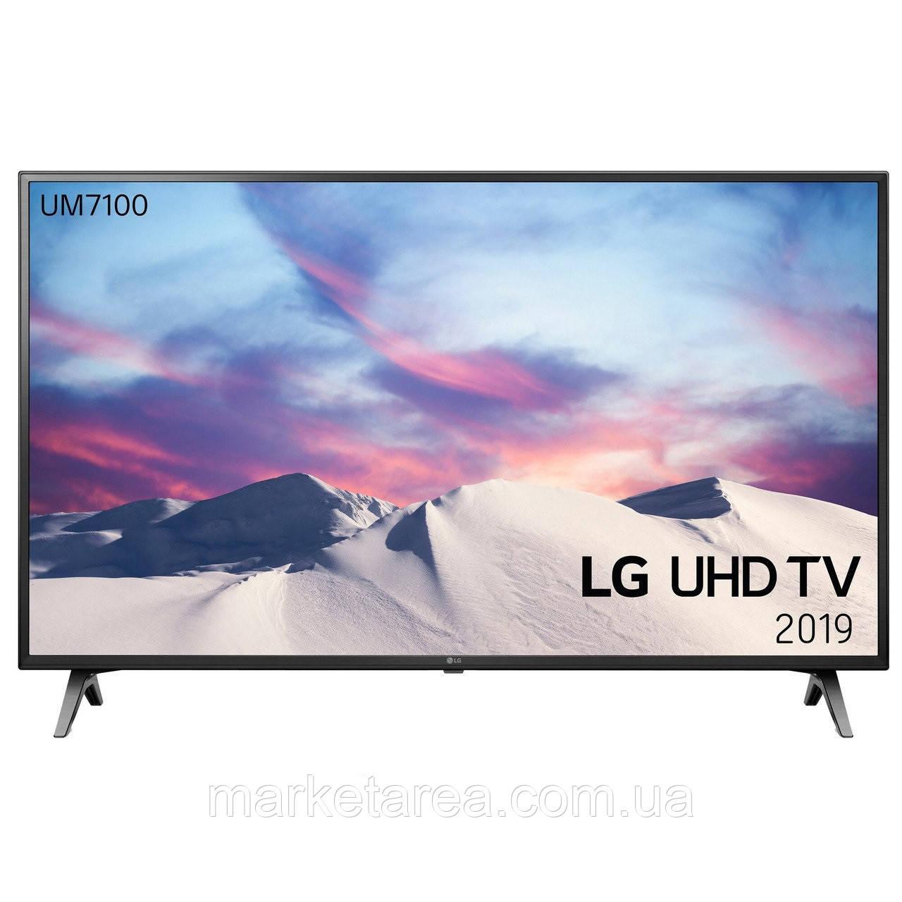 Телевизор LG 55UM7100 лж 55 дюйма 4К черный со смарт тв LG 55UM7100