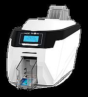 Принтер для печати пластиковых карт, ID-карт, смарт-карт Magicard Rio Pro 360 Uno Smart / Mag (3652-3004)