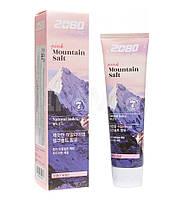 Зубная паста гималайская соль Aekyung 2080 Pink Mountain Salt, 120 г