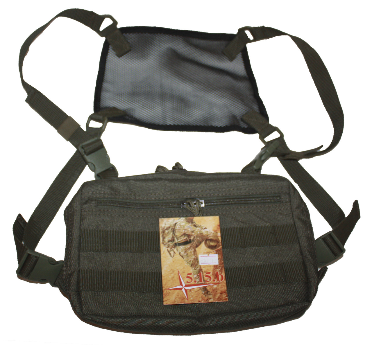 Тактична сумка-барсетка сумка-планшет Олива 340/1