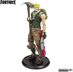 Коллекционная фигурка Фортнайт Джоунси McFarlane Toys Fortnite Jonesy Premium Action Figure оригинал