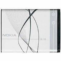 Оригинальный аккумулятор к телефону Nokia Aspor BL- 5B 3220/  3230/  5070/  5140/  5200/  6020/  6021/  6060/  6070/  6080
