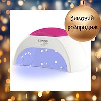 LED+UV лампа для маникюра SUN 2C 48W