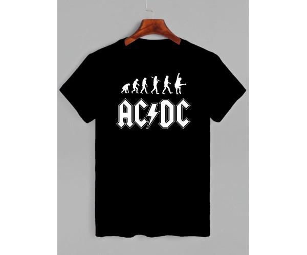 Футболка с принтом AC/DC