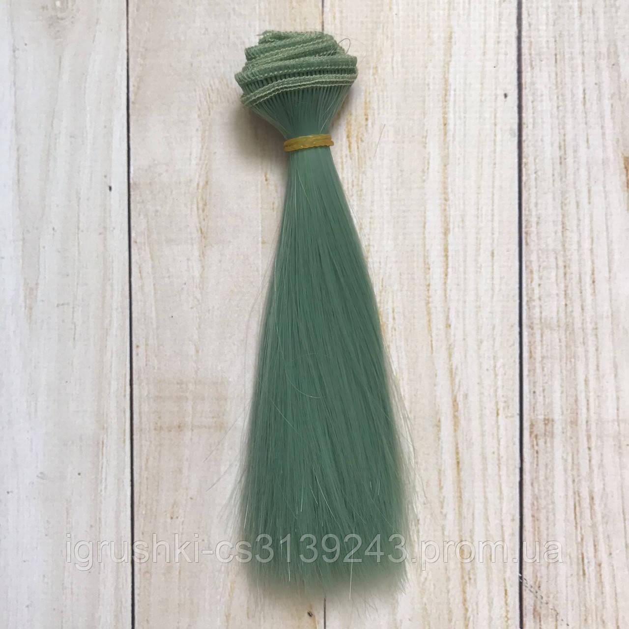 Волосся для ляльок (тресс) 15 * 100 см Колір 31