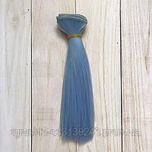 Волосся для ляльок (тресс) 15 * 100 см Колір 32