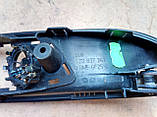 Дверна ручка ( передня ліва ) Skoda Octavia A5 2004-2013 р. 1Z0 837 247, фото 3