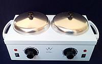 Баночный воскоплав двойнойDouble Wax Warmer, для разогрева воска