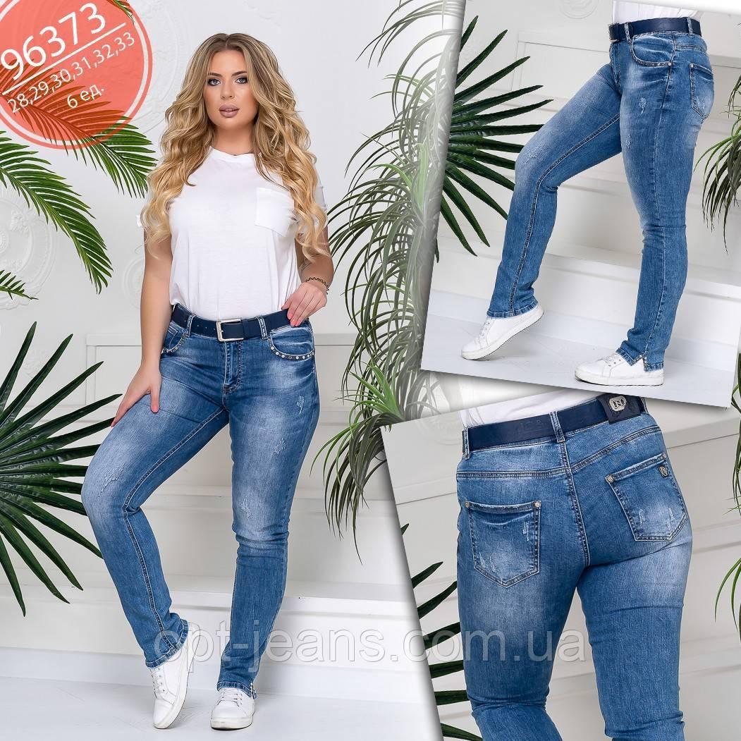 JoJo женские джинсы  (28-33/6ед.) Весна-Лето 2020