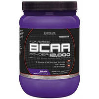 BCAA 12000 Powder Ultimate nutrition (228 гр.)