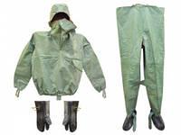 Рыбацкий костюм ОЗК ткань БЦК , армейский костюм Л1, оригинал, водонепроницаемый, размер 39-42