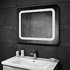 Зеркало Sanwerk LAVA «Vega» 1000 × 650, фото 2