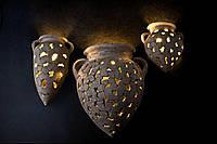 Світлодіодний світильник настінний декоративний Керамус Амфора лед