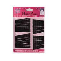Невидимки для волос 100шт на листе