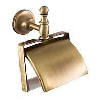 Держатель для туалетной бумаги All.Pe Perla PE219-BR Бронза