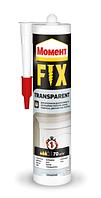 Монтажный клей Прозрачный Момент FIX 280г (Moment FIX Transparent MB-70)