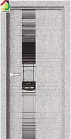 Двери межкомнатные Ways 1 бетон серый светлый, дверь для квартиры, для дома, дверь в офис.