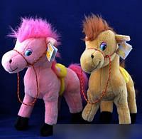Мягкая игрушка озвученная Лошадка