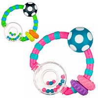 """Погремушка Canpol babies """"Мячик и цветные шарики"""" 56/145"""