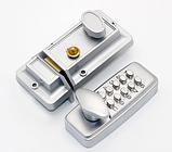 Акция! Кодовый замок Lockod накладной-защелка для любых дверей, фото 3