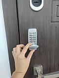Акция! Кодовый замок Lockod накладной-защелка для любых дверей, фото 2