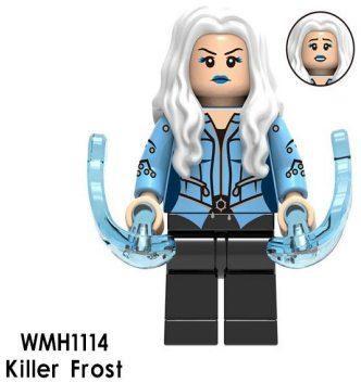 Фигурка Убийцы Мороз Killer Frost DC Comics Super Heroes Аналог лего