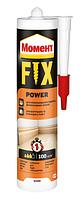 Монтажный клей белый Момент Power Fix 400 г ( Moment fix power MB-100)