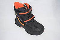 Ботинки зимние XTB с откидными шипами, фото 1