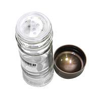 Емкость для специй стекляннаяEverglass 80 мл с крышками и вставками 1080 (28-51)