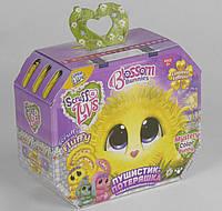 Мягкая детская игрушка Няшка-Потеряшка С 43951 желтая