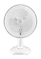 Вентилятор настольный ECG FT 15A 20 Вт Белый