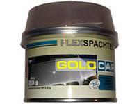 Шпатлёвка для пластика GOLD CAR FLEX 0,21 кг.